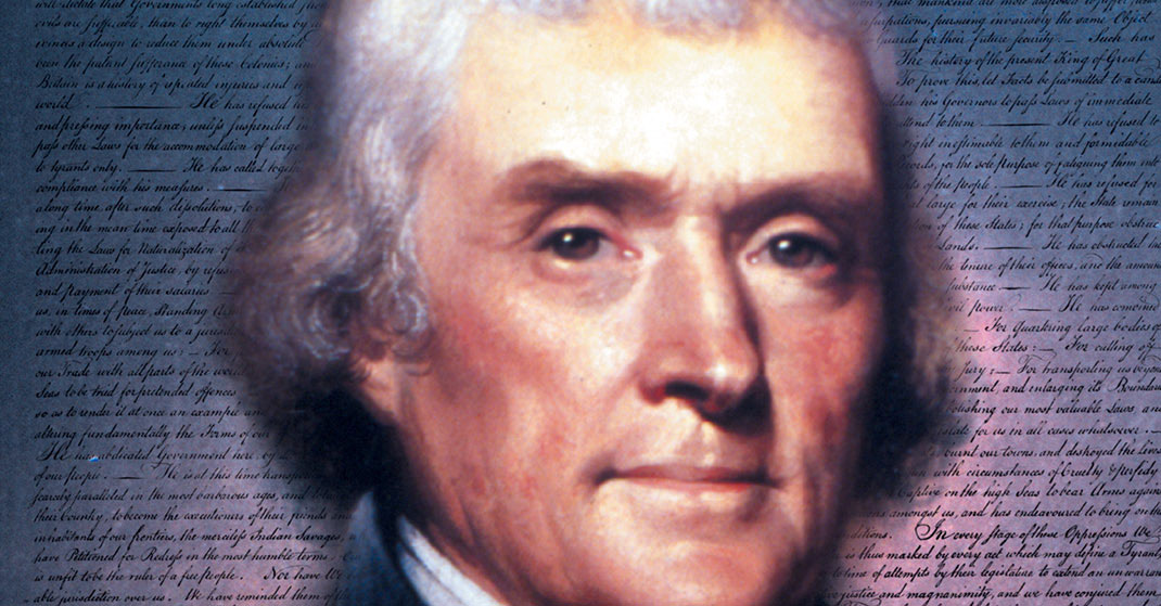 a discussion on the life of thomas jefferson as an inventor Thomas jefferson (april 13,  thomas inherited approximately 5,000  seeking a return to private life, jefferson resigned the cabinet position in december.