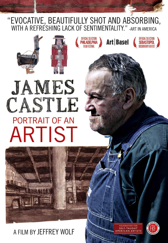 James Castle Outsider Art