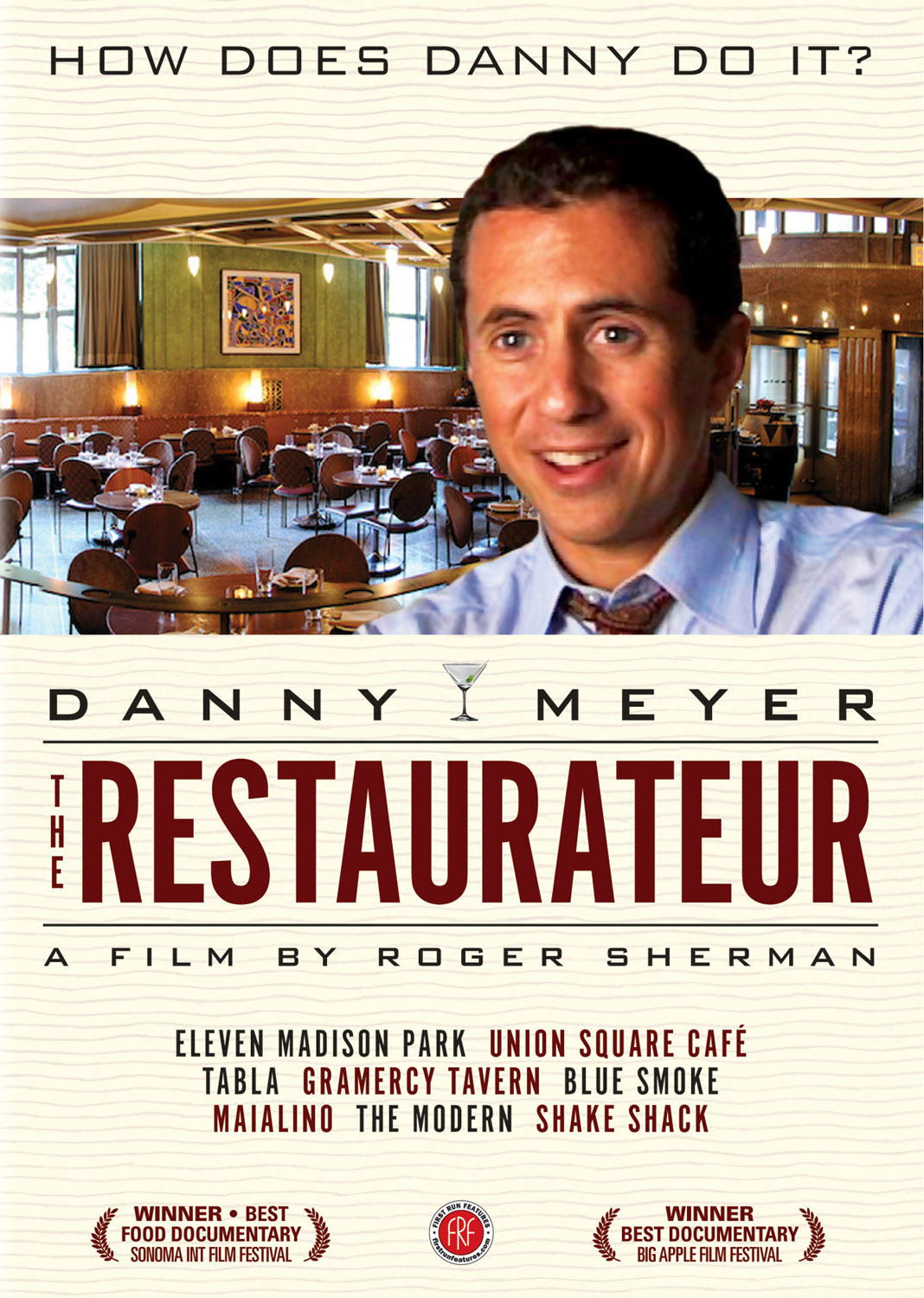 225_restaurateur.jpg The Restaurateur Danny Meyer  sc 1 st  First Run Features & The Restaurateur: Danny Meyer